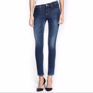 Frame Denim Le Skinny De Jeanne Size 26
